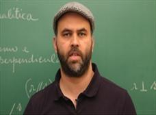 Prof. em aula